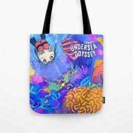 Eyewire's Undersea Odyssey Tote Bag