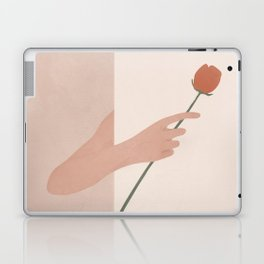 One Rose Flower Laptop & iPad Skin