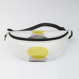 SUN MOON EARTH Fanny Pack