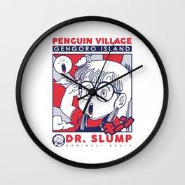 Dr slump Arale Wall Clock