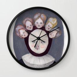 Dutch Disease Wall Clock