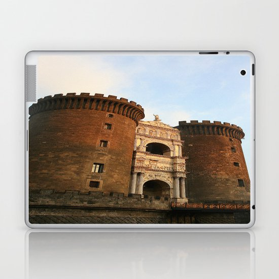 Naples Castle Laptop & iPad Skin