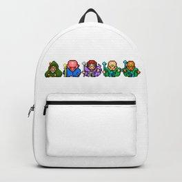 RPG Sprite Wizards Backpack