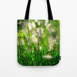 Grass (1) Tote Bag
