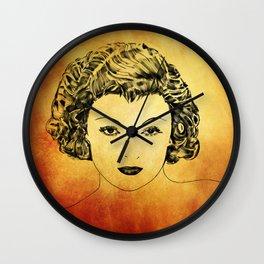 Myrna Wall Clock
