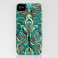 swirls Slim Case iPhone (4, 4s)