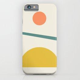 Sunrise / Sunset iPhone Case