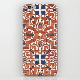 Moroccan III iPhone Skin