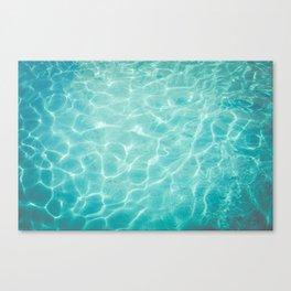 Palm Springs Summer Canvas Print