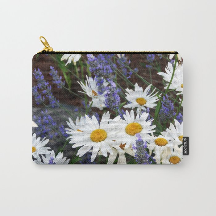 Garden Joy Carry-All Pouch