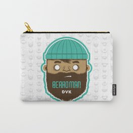 B E A R D M A N Carry-All Pouch