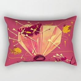 2 Hearts 2 Love Rectangular Pillow