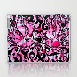 Lovesick Sea Creatures Laptop & iPad Skin