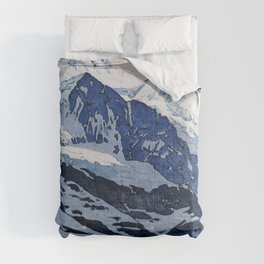 Yoshida Hiroshi - The Jungfrau Mountain - Digital Remastered Edition Comforters