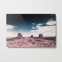 Monument Valley // Utah Metal Print