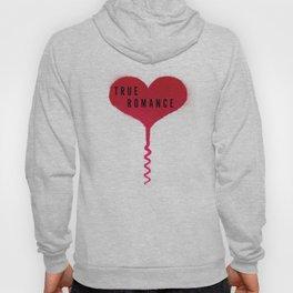 True Romance Corkscrew Heart Hoody