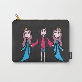 Lalala | Elisavet and Sofia Carry-All Pouch