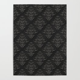 Victorian Pattern 2B Poster