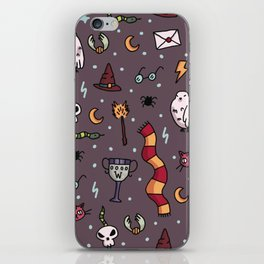harrypotter iPhone Skin