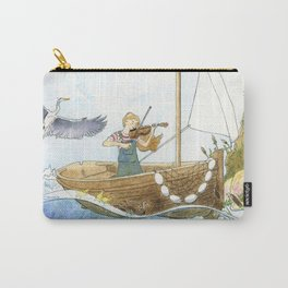 Maritime Festival Celebrations Carry-All Pouch
