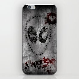 D.Pooly iPhone Skin