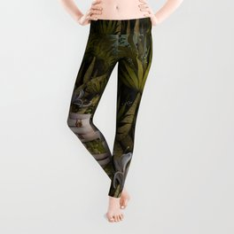 """""""The hands of Bosch and the Spring"""" Leggings"""
