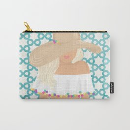 The Summer Girl Carry-All Pouch
