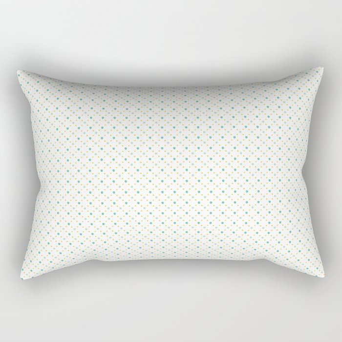 Dotty dotty Rectangular Pillow