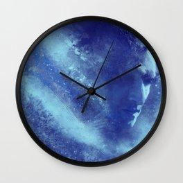 Among the stars Wall Clock