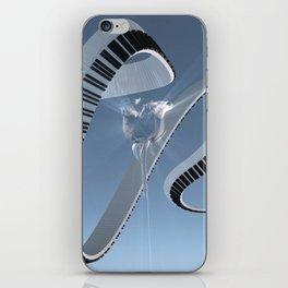Soft Keys iPhone Skin