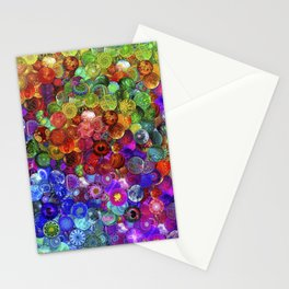 Cosmic Marbles Stationery Cards