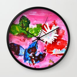 BUTTERFLiES TRANSFORMATiON | Craft Kid Wall Clock