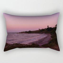 Corpus Christi Bay Rectangular Pillow