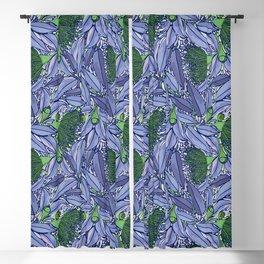 Summer Wildflower Pattern Blackout Curtain