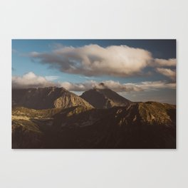 Krywan - Landscape and Nature Photography Canvas Print