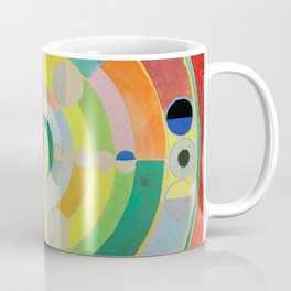 "Robert Delaunay ""Relief-Disques"" Coffee Mug"