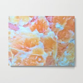 Citrine Dreams Metal Print