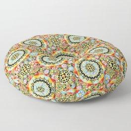 Bijoux Millefiori Floor Pillow