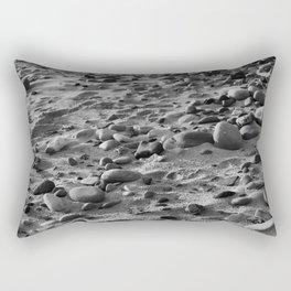 Beach Textures Rectangular Pillow