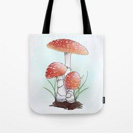 Amanita Muscaria  - Fly Agaric Tote Bag