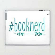 #Booknerd Laptop & iPad Skin