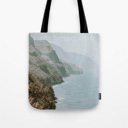 Summer Coast V / Kaui, Hawaii Tote Bag