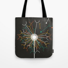 dark strings Tote Bag