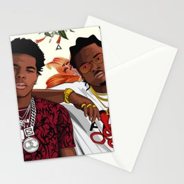 LIL BABY x GUNNA Stationery Cards