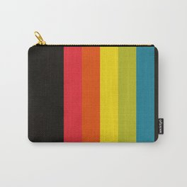 Retro Camera Color Palette Carry-All Pouch