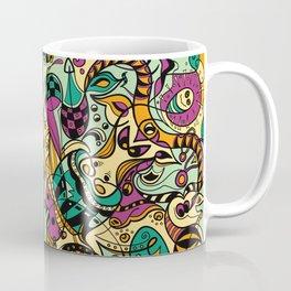 Buffalo - 12 Animal Signs Coffee Mug