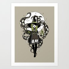 Walpurgis Night Art Print