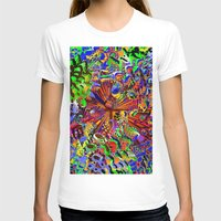 seashell T-shirts featuring offshore seashell by donphil