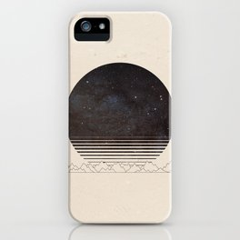 Spacescape Variant iPhone Case