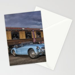 Classics MG And Pullman Stationery Cards